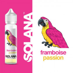 Framboise Passion 50ml - Solana