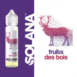 Fruits des bois 50ml - Solana