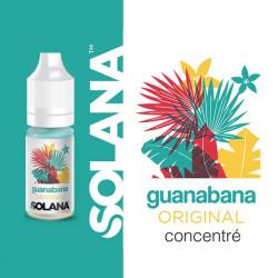 Guanabana concentré 10ml par 10 - Solana