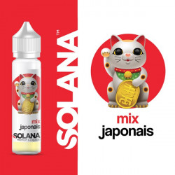 Mix Japonais 50ml - Solana