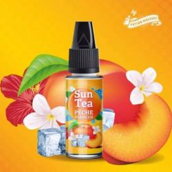 Pêche Hibiscus Concentré 10ML - Sun Tea