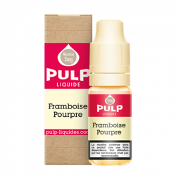 Framboise Pourpre 10ML par 10 - Pulp Classic Fruit