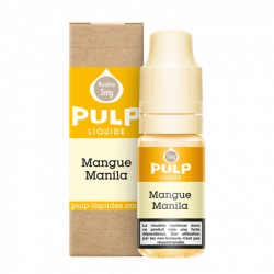Ananas Manila 10ML par 10 - Pulp Classic Fruit