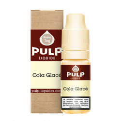 Cola Glacé 10ML par 10 - Pulp Classic Fruit