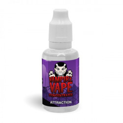 Attraction Concentré 30ML TPD ITA - Vampire Vape