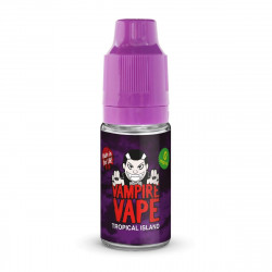 Tropical Island 10ML TPD ITA - Vampire Vape