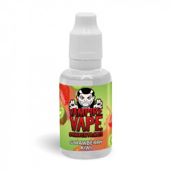 Strawberry & Kiwi Concentré 30ML TPD ITA - Vampire Vape