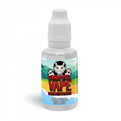 Tropical Island Concentré 30ML TPD ITA - Vampire Vape