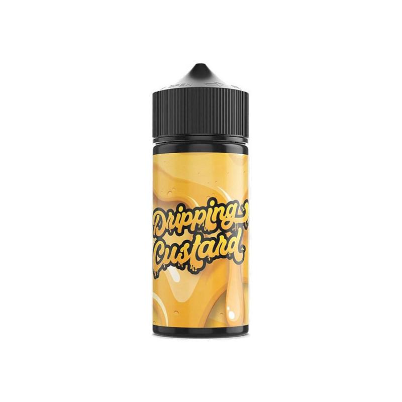 Dripping Custard 100ML - Vape Royale