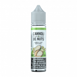 Cannoli Be Nuts 50ML Mix Series - 80V / Cassadaga