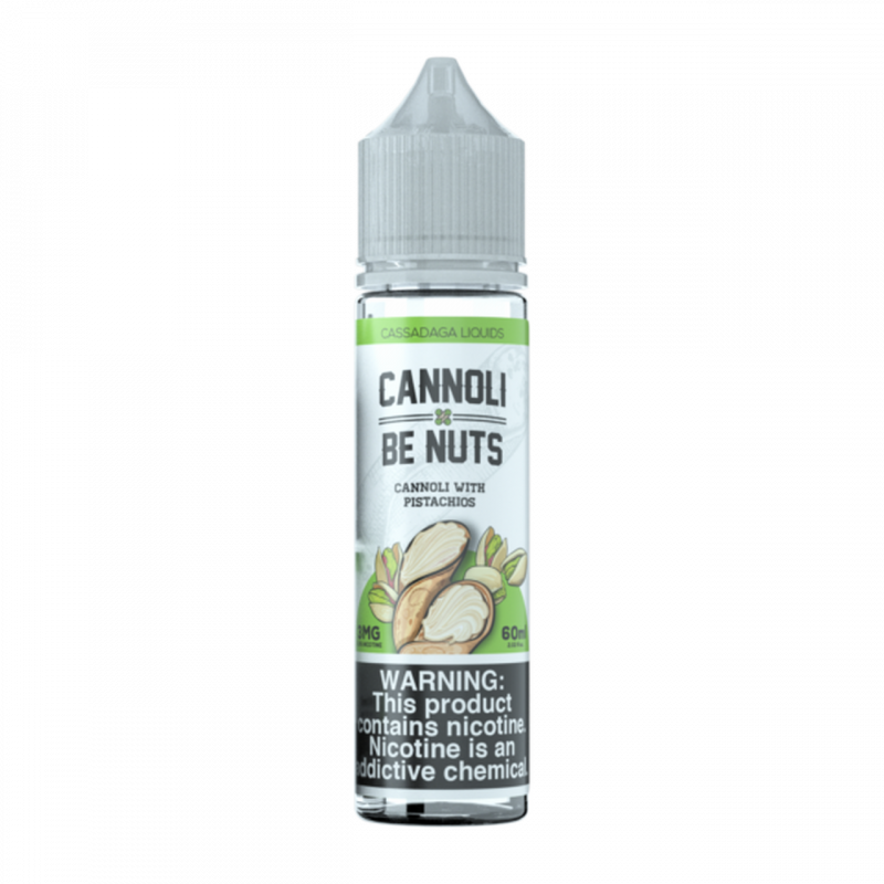 Be Nuts 50ML Mix Series - 80V / Cassadaga