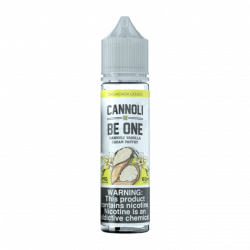 Cannoli Be One 50ML Mix Series - 80V / Cassadaga