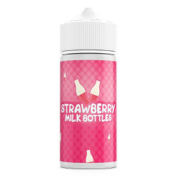 Strawberry Milk Bottles 100ML - Vape Royale