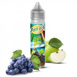 Grape Apple 50ML - Pack à l'Ô