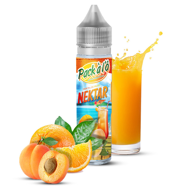 Nektar V2 50ml - Pack à l'Ô Cocktail