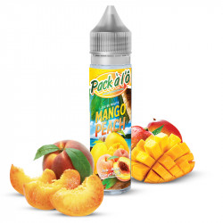 Mango Peach V2 50ML - Pack à l'Ô