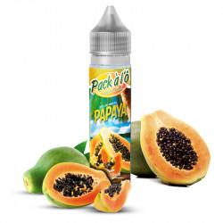 Papaya V2 50ML - Pack à l'Ô