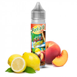 Peach Lemon V2 50ML - Packàl'Ô