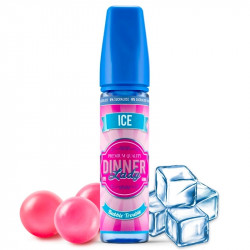 Tuck Shop - Bubble Trouble Ice 50ML - Dinner Lady