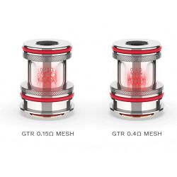 Résistances GTR mesh - Vaporesso
