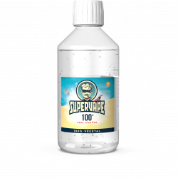 Base DIY 100VG 1L - Le French liquide