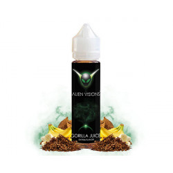 Gorilla juice 50ML - Alien Visions