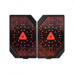 Porte Interchangeable Box Red Bandanna - Limitless dans la catégorie High End