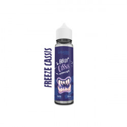 Liquideo Freeze Cassis 50ML
