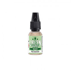 Green Vapes Menthe - The Hammer 10ml - Green Liquides