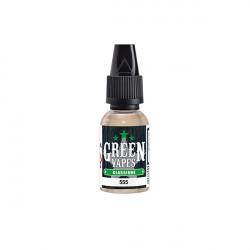 Green Vapes Classique - 555 10ml - Green Liquides