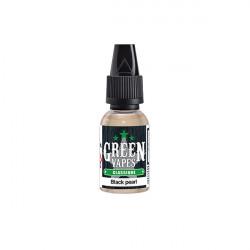 Green Vapes Classique - Black Pearl 10ml - Green Liquides