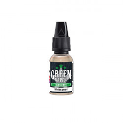 Green Vapes Classique - White Pearl 10ml - Green Liquides
