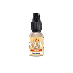 Green Vapes Fruités - Framboise 10ml - Green Liquides