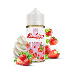 Strawberry Jerry 100ML - Instant Fuel by Atelier Just