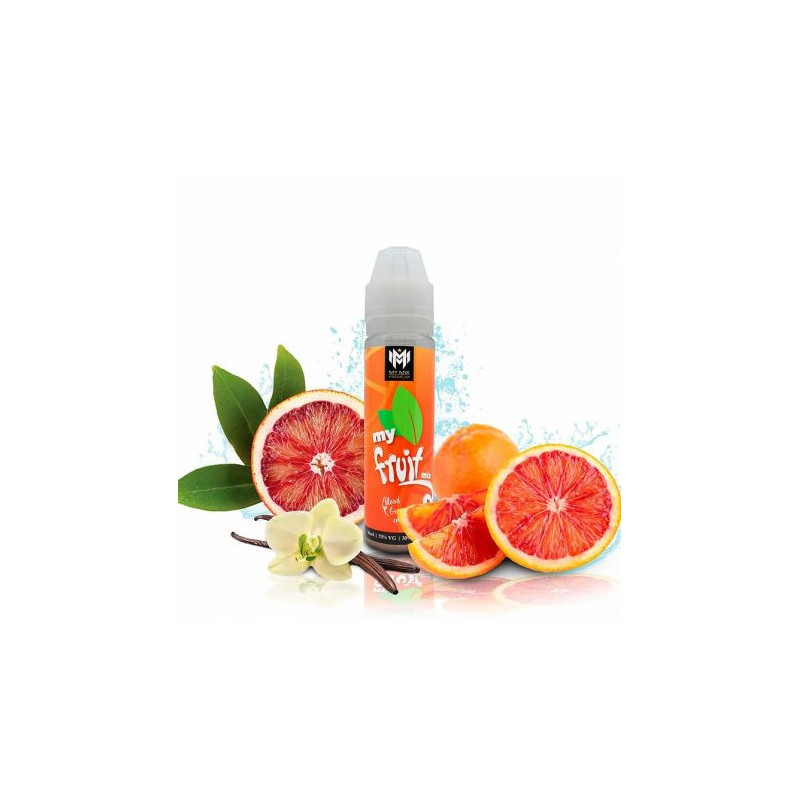 Blood Orange Cream 50ml - My Fruit Mix