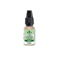 Green Vapes Menthe - Castle 10ml - Green Liquides