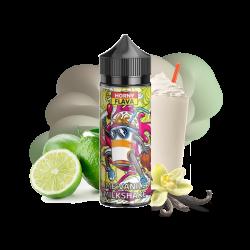 Lime Vanilla milkshake 100ML - Horny Flava