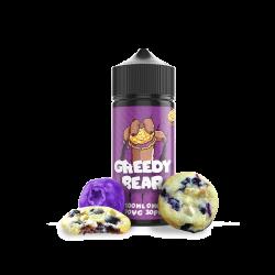 Greedy Blueberry 100ml - Greedy Bear