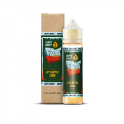 Atlantic Lime 50ML - Super Frost - Frost & Furious - Pulp