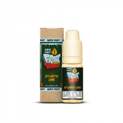Atlantic Lime 10ML par 10 Super Frost - Frost & Furious - Pulp