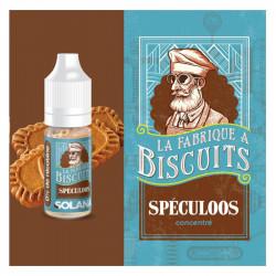 Spéculos Concentré 10ML - La Fabrique à Biscuits