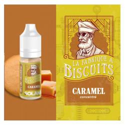 Caramel Concentré 10ML par 10 - La Fabrique à Biscuits