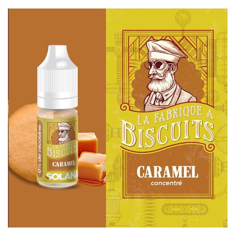 Caramel Concentré 10ML - La Fabrique à Biscuits