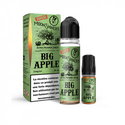 Easy2Shake - Big Apple Moonshiners 60ml - Le French liquide