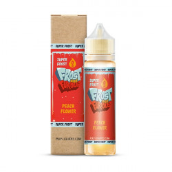 Peach Flower 50ML - Super Frost - Frost & Furious - Pulp