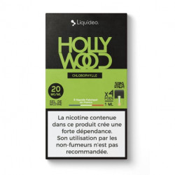 WPod Hollywood 10ML par 4 - Liquideo