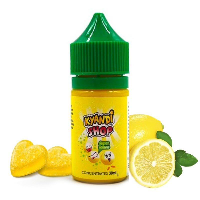 Super Lemon Concentré 10ML - Kyandi Shop