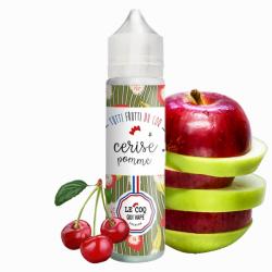 Pomme Cerise 50ML - Le Coq qui Vape