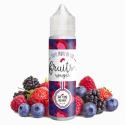 Fruits Rouges 50ML - Le Coq qui Vape