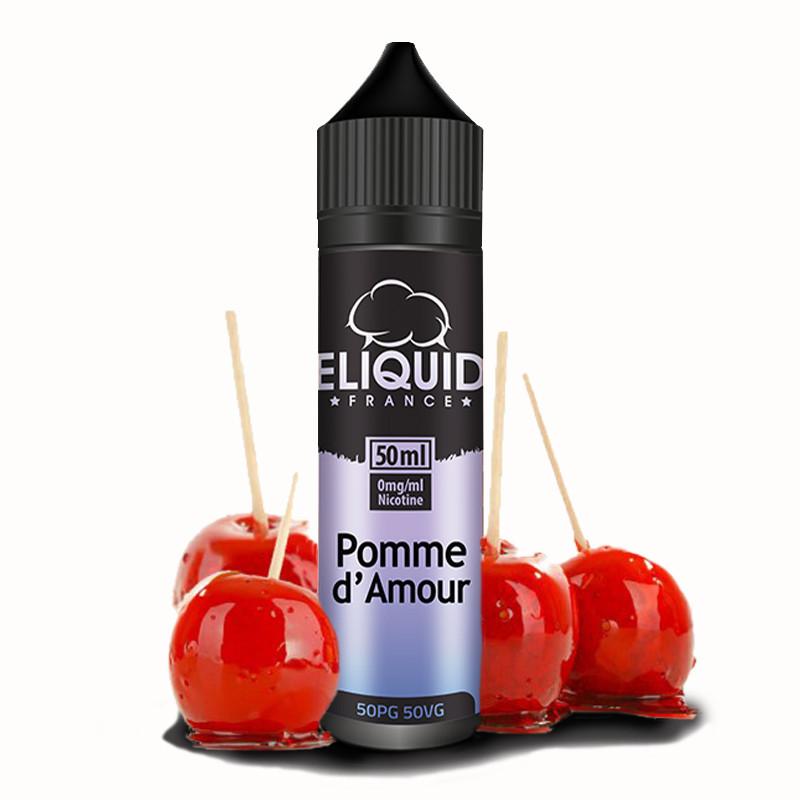 Pomme d'amour 50ML - Eliquid France